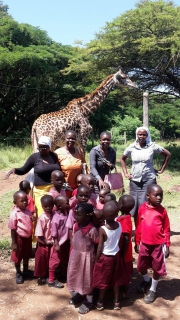 Dentists For Africa - Giraffe