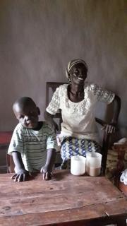 Dentists For Africa - Kind und Frau