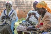 Dentists For Africa - Korbflechterei 2