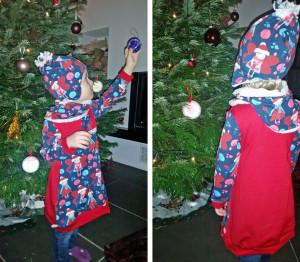 In der Weihnachtsnäherei