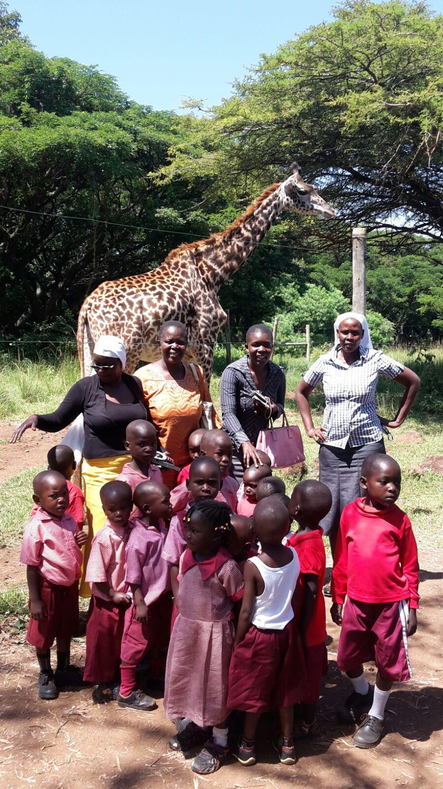 Dentists For Africa - Giraffe