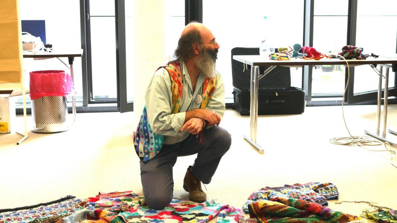 Yarncamp David Wasser