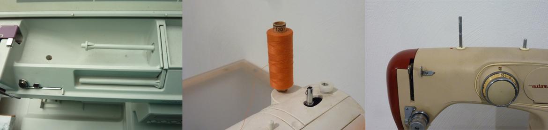Einfädeln deiner Nähmaschine -Bild 2