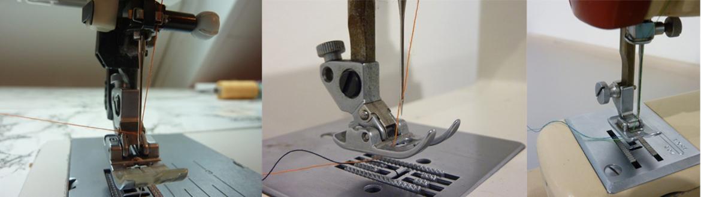 Einfädeln deiner Nähmaschine - Bild10