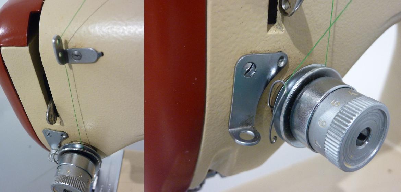 Einfädeln deiner Nähmaschine -Bild6