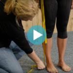 Britta nimmt Maß – Maßnehmen für eine Hose