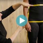 Britta nimmt Maß – Vermessung des Unterkörpers
