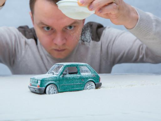 Polnisches Schneegestöber – eine Kindheitserinnerung