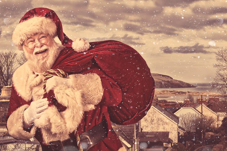 Warum feiern wir eigentlich Weihnachten - Santa Claus