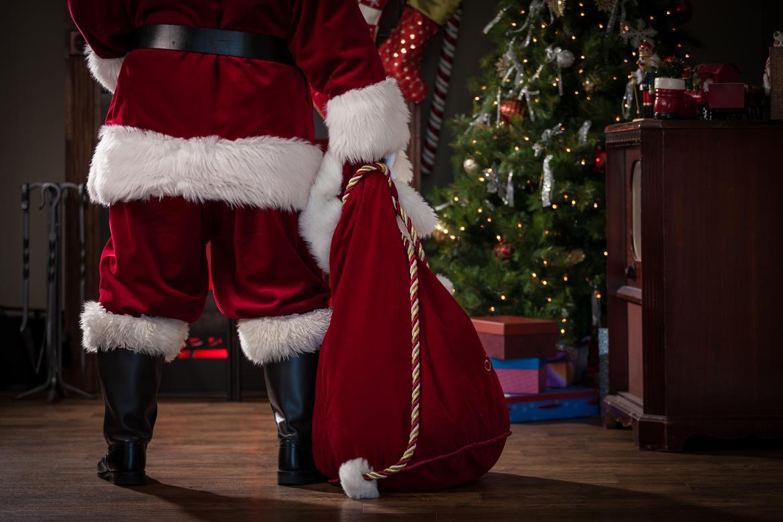 Warum feiern wir eigentlich Weihnachten - Weihnachtsmann 2