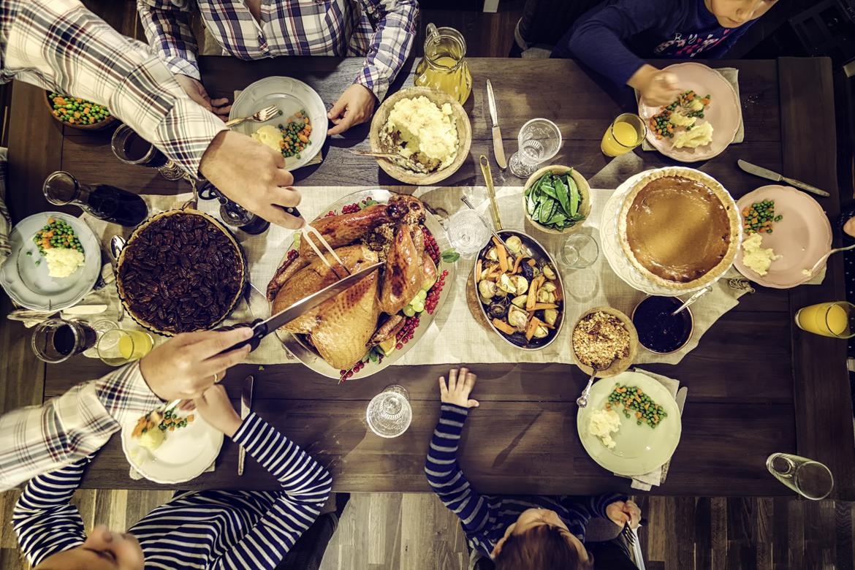 Warum feiern wir eigentlich Weihnachten - Festessen