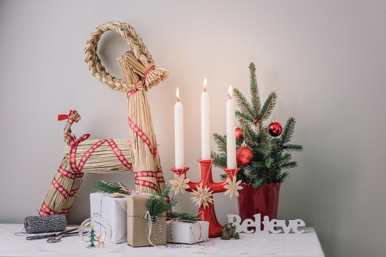 Warum feiern wir eigentlich Weihnachten - Julbock