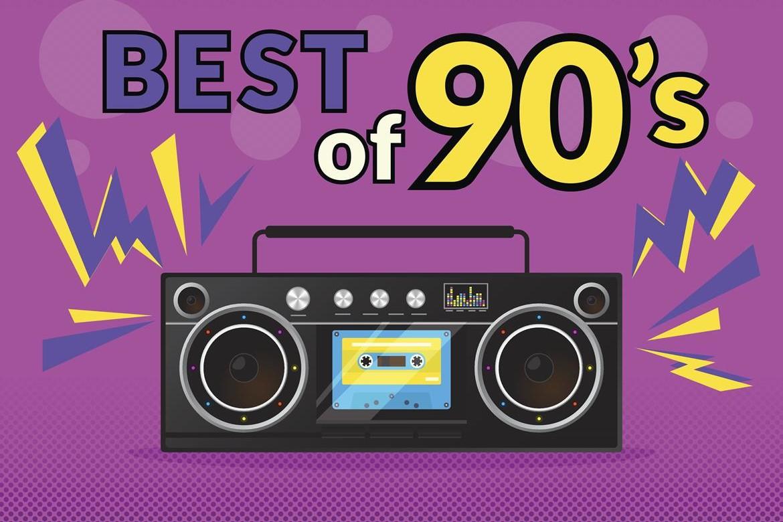 Die 90er Jahre