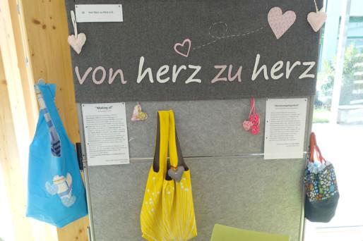 """""""Von Herz zu Herz e.V."""" – Upcycling mit Herz"""