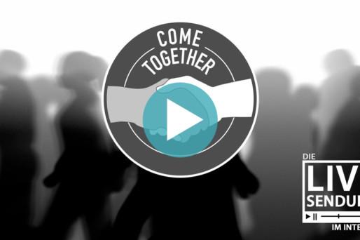 Come Together – Daniele Nubile (Sendung am 29.05.2018)