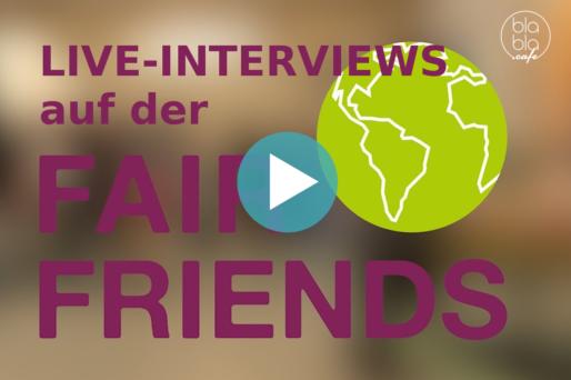Interviews mit Ausstellern auf der Fair Friends 2017