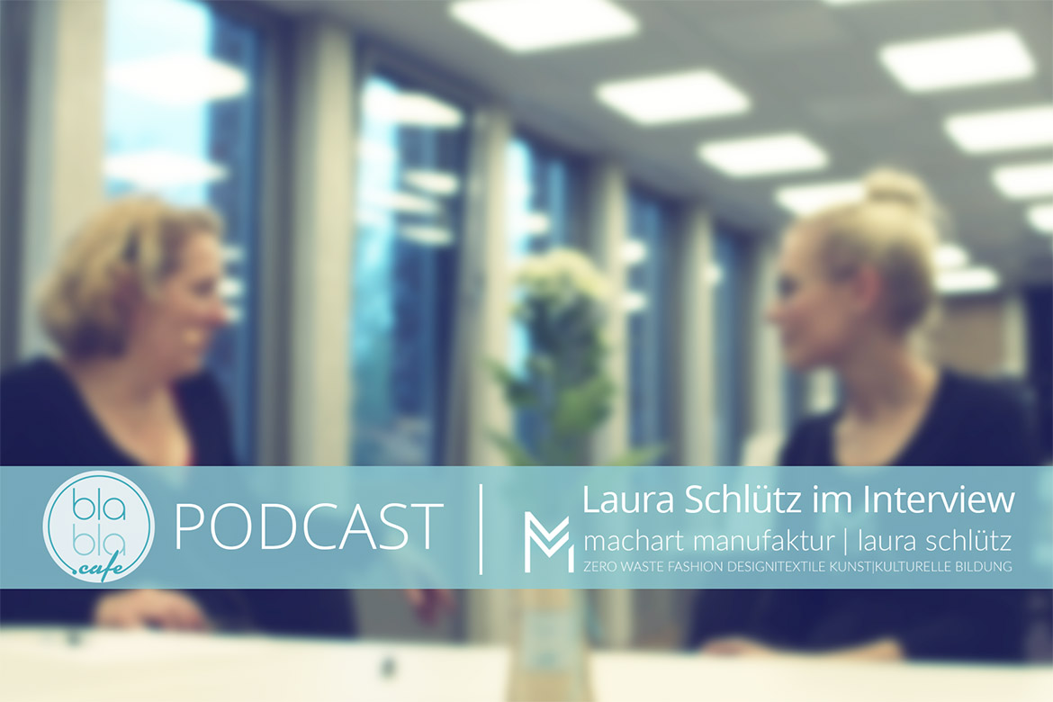 Zero-Waste-Fashion-Designerin Laura Schlütz im Interview