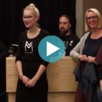 oh NÄH! – zero waste fashion by Laura Schlütz (Aufzeichnung vom 17.11.2017)