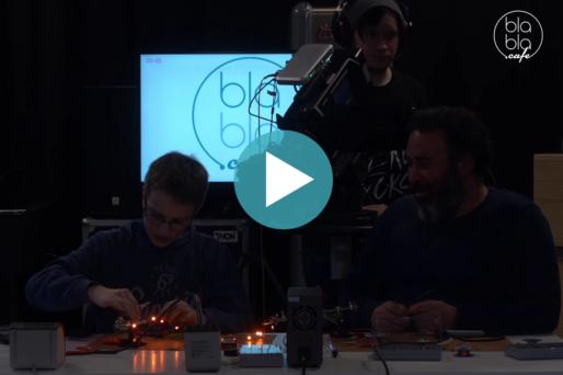 Löten mit Idiöten – Thema: LED-Lichterkette löten (Aufzeichnung vom 04.01.2018)