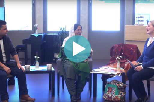 """Come Together - """"Ort der Begegnung""""-Gründerin Shahida Perveen-Hannesen (Aufzeichnung vom 13.02.2018)"""