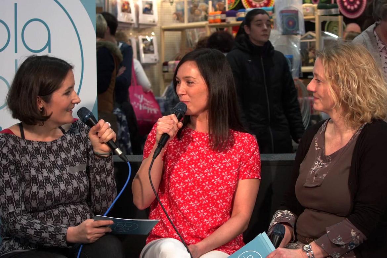 CREATIVA 2018 - Interview mit Ina Fischer von pattydoo