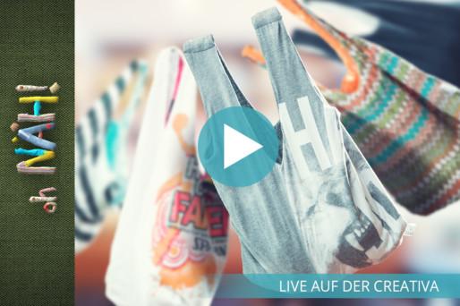 oh NÄH! - Live von der CREATIVA aus Dortmund (Aufzeichnung vom 16.03.2018)