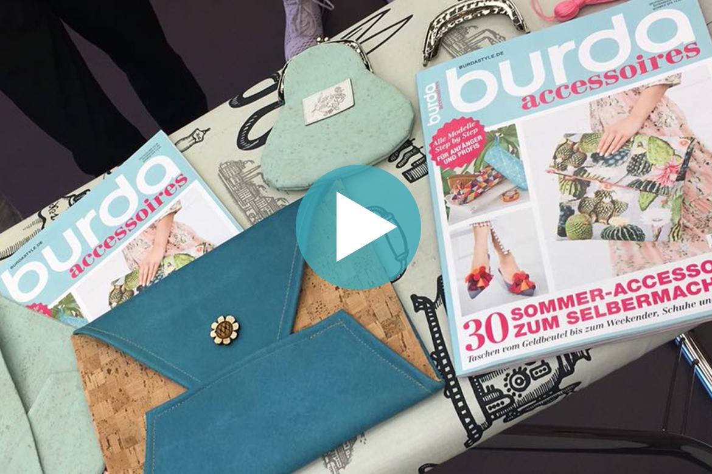oh NÄH! – burda accessoires (Aufzeichnung vom 18.05.2018)