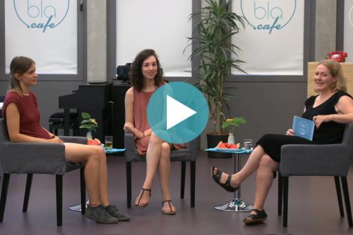 Come Together – Kleidertauschparty mit Alina und Carina von der HS Bochum (Aufz. v. 07.08.2018)