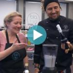 Küchenkarussell – Björn Moschinski kocht im blabla.cafe (Aufz. v. 08.09.2018)