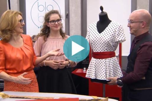 oh NÄH! – Drapierter Damengürtel – mit Inge & Jochen (Aufz. v. 28.09.2018)
