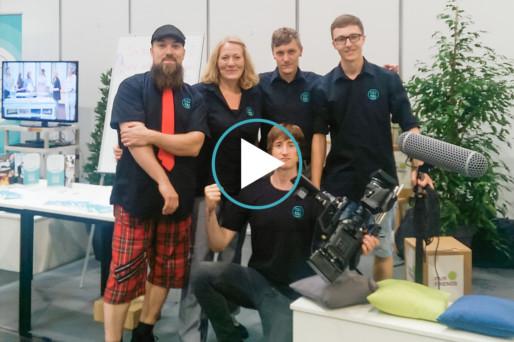 blabla.cafe auf der Fair Friends 2018 – Interviews mit Ausstellern