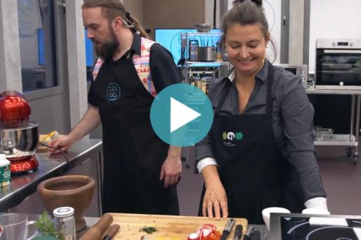 Küchenkarussell – Kürbis-Schlachtfest — mit Mea von Meas Cucina (Aufz. v. 30.10.2018)