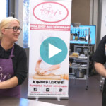 Küchenkarussell – Torty's Backzubehör Shop: Cupcakes backen — mit Aga (Aufz. v. 13.11.2018)