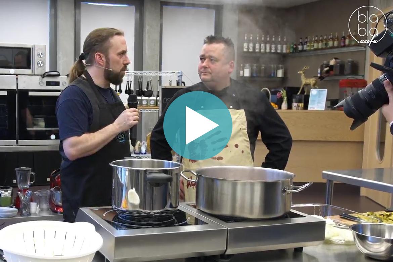 Küchenkarussell – Soljanka kochen - mit Matthias Stephan (Aufz. v. 19.02.2019)
