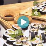 Küchenkarussell – Frühlings-Sushi – mit Mea von Meas Cucina (Aufz. v. 07.05.2019)