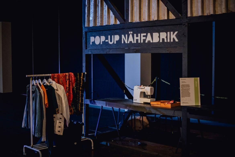 Pop-up Nähfabrik 2