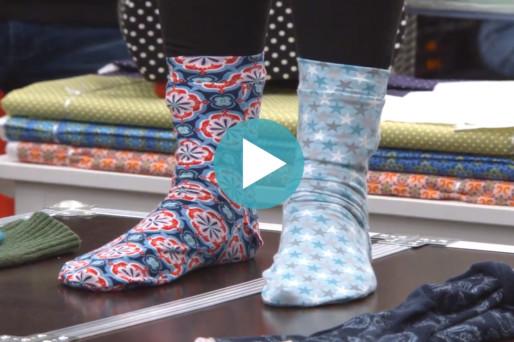 oh NÄH! – Socken nähen (Aufz. v. 13.12.2019)