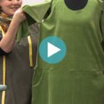 oh NÄH! – Kleider: Sweatkleid mit Kapuze & Etuikleid (Aufz. v. 10.01.2020)