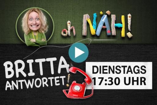 oh NÄH! – Britta antwortet! (Sendung am 29.09.2020)