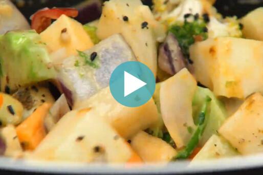 Küchenkarussell – Wurzelgemüse-Curry (Aufz. v. 01.12.2020)