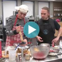 Küchenkarussell – Vegetarisch kochen - mit Sir Hannes Smith (Sendung am 12.03.2019)